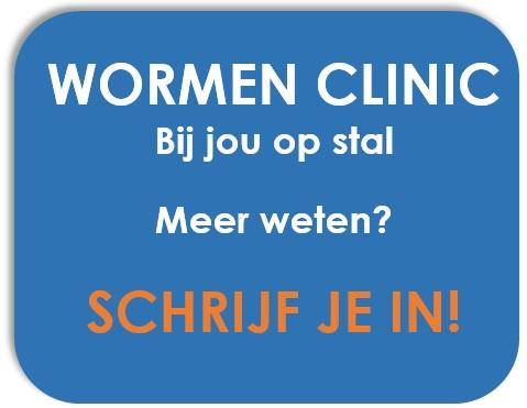 button inschrijven clinic wormen